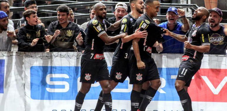 Futsal - Corinthians