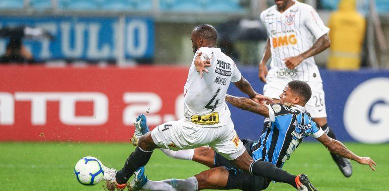 Grêmio 0 x 0 Corinthians - Brasileirão 2019