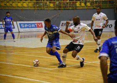 Intelli 2 x 0 Corinthians - Futsal