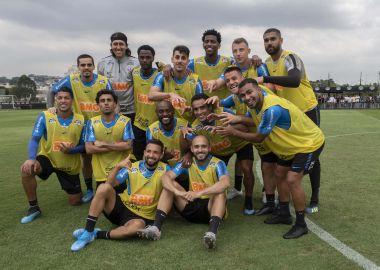 Jogadores do Corinthians - Rachão