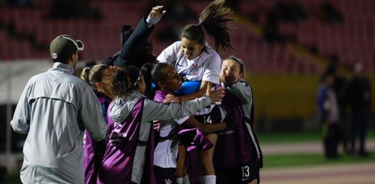 Millene - Corinthians x America de Cali - Libertadores Feminina