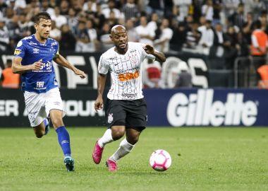 Vagner Love - Corinthians 1 x 2 Cruzeiro