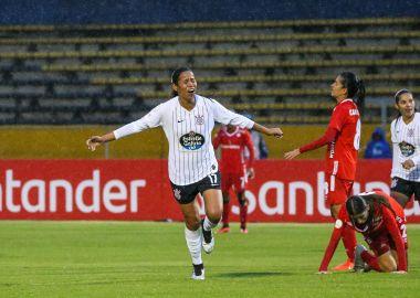 Vic Albuquerque - Corinthians Libertadores Feminina