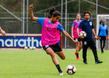 Victoria - Corinthians Feminino