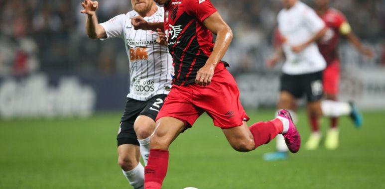 Ramiro - Corinthians x Athletico-PR