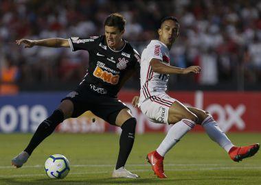 Mateus Vital - São Paulo x Corinthians