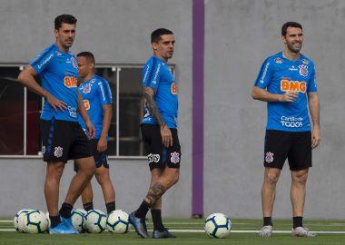 Avelar - Fagner - Boselli - Corinthians