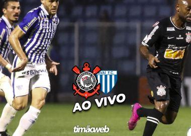 Corinthians x Avaí Ao Vivo