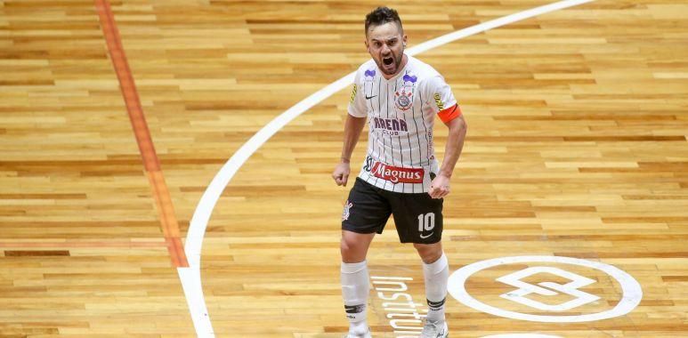 Deives - Corinthians Futsal