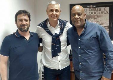 Duilio Alves - Tiago Nunes - Andre Oliveira