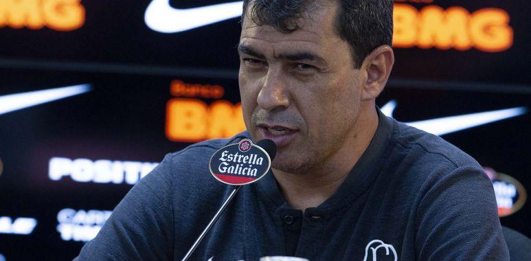 Fabio Carille - Entrevista Coletiva Corinthians