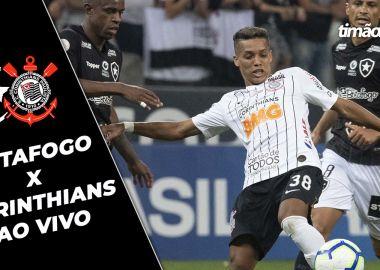 Botafogo x Corinthians Ao Vivo