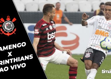 Flamengo x Corinthians Ao Vivo
