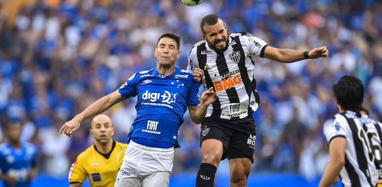 Thiago Neves - Cruzeiro x Atlético-MG