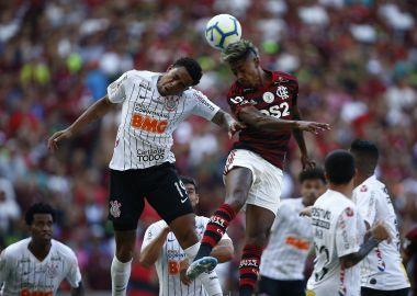 Flamengo x Corinthians - Cássio - Brasileirão 2019