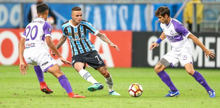 Luan - Grêmio