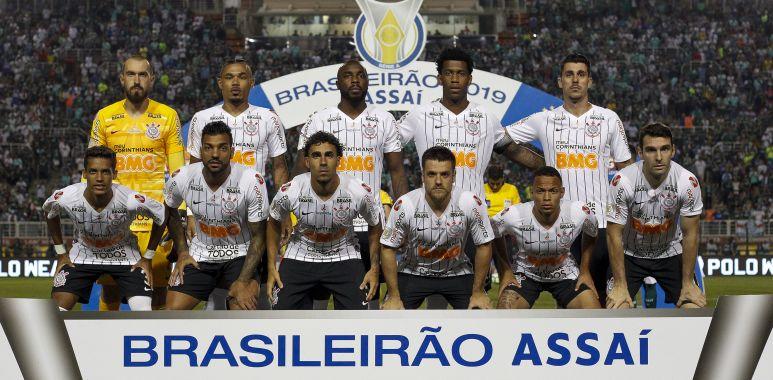 Palmeiras 1 x 1 Corinthians - Brasileirão 2019