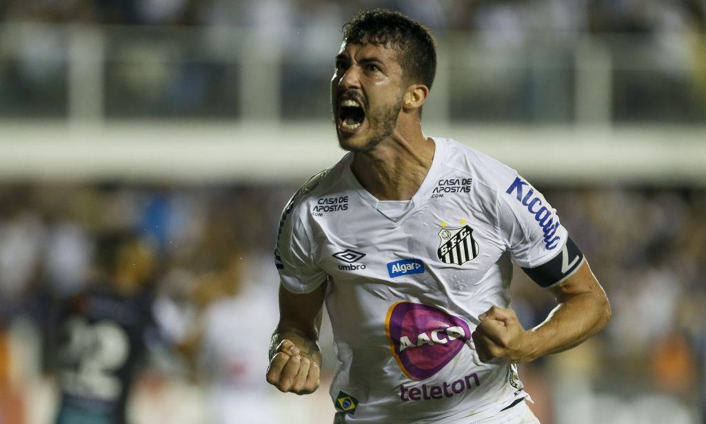 Gustavo Henrique - Santos