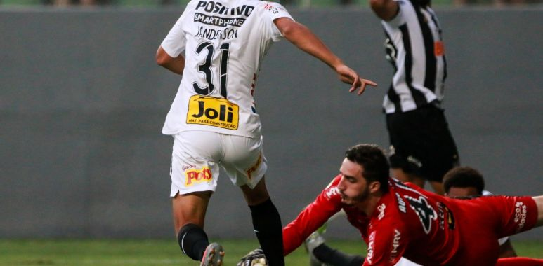Atletico-MG 2 x 1 Corinthians