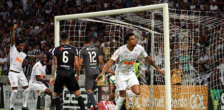Gustavo - Ceará 0 x 1 Corinthians