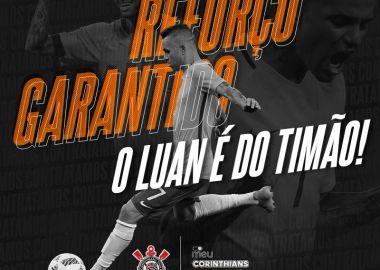 Luan - Corinthians Oficial