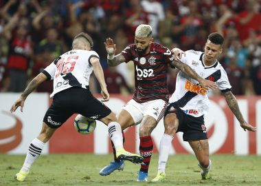 Richard - Vasco x Flamengo