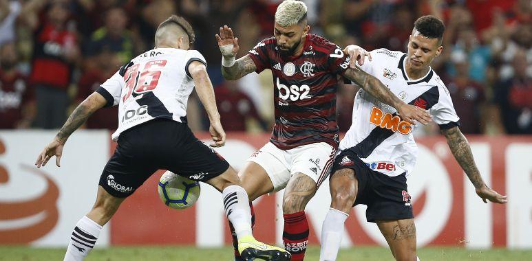 Richard - Vasco x Flamengo
