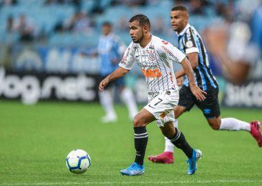 Sornoza - Corinthians x Grêmio