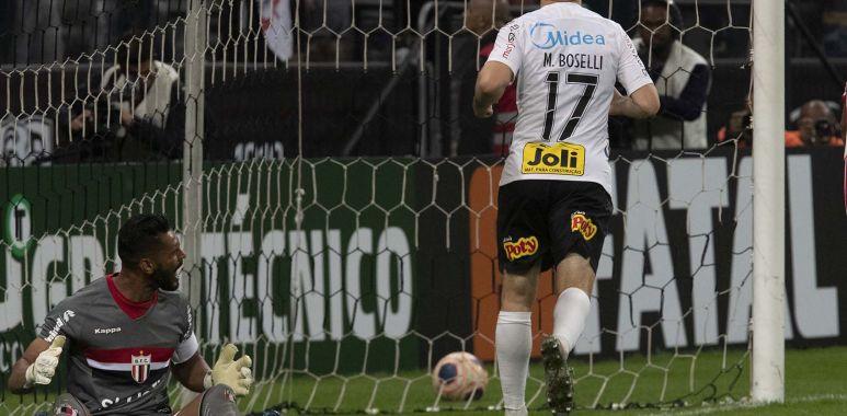 Boselli - Corinthians x Botafogo