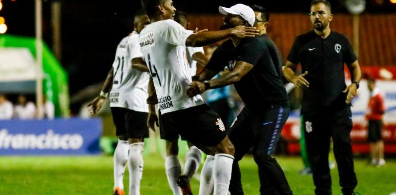 Corinthians 2 x 1 Mirassol - Copa SP