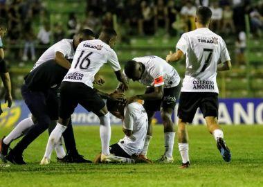 Corinthians 3 x 1 Juventude - Copa SP