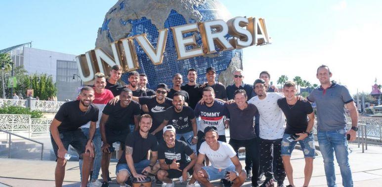 Corinthians - Parque Universal