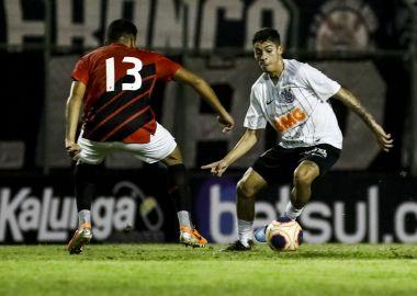 Corinthians x Athético-PR - Copa São Paulo de Futebol Júnior