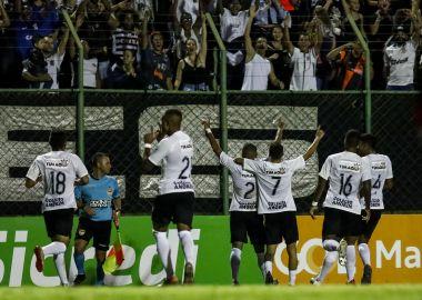 Corinthians x CAP - Copa SP