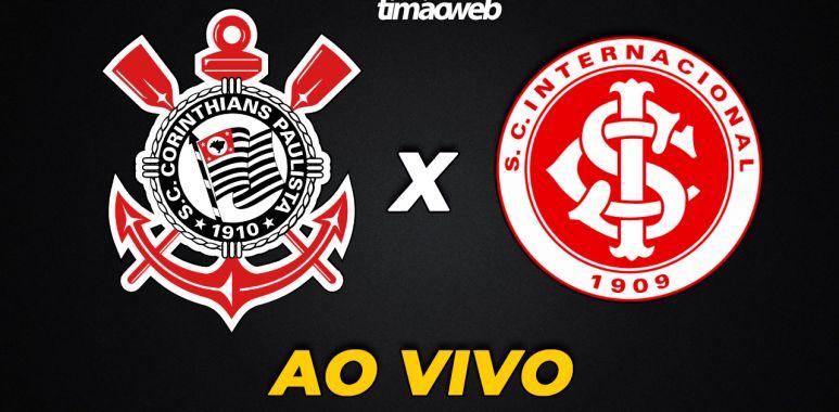 Corinthians x Internacional Ao Vivo
