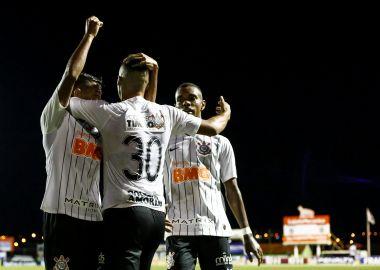 Corinthians x Juventude - Copa SP