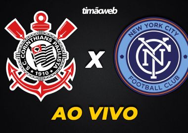 Corinthians x New York City Ao Vivo