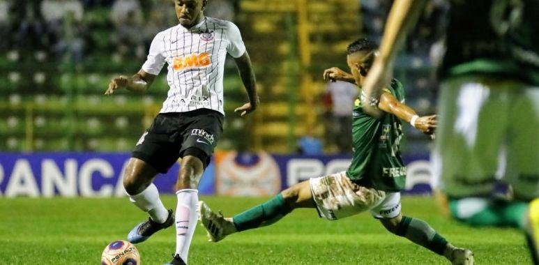 Francana 1 x 1 Corinthians - Copa SP