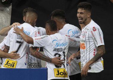 Jogadores - Gol do Corinthians