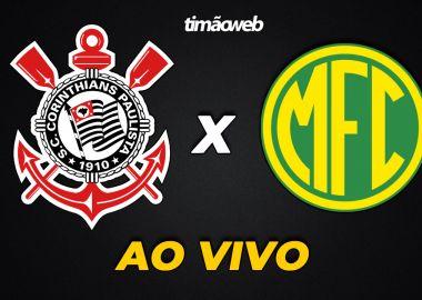 Mirassol x Corinthians Ao Vivo