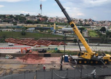 Obras - Arena Corinthians