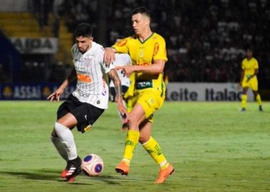 Pedro Henrique - Corinthians x Mirassol