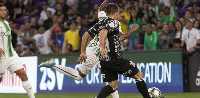 Ramiro - Corinthians 1 x 2 Atletico Nacional