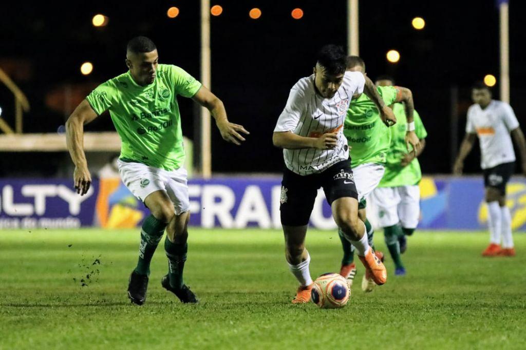 Sandoval - Corinthians 3 x 1 Juventude