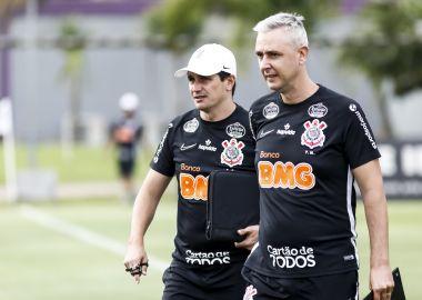 Tiago Nunes - Evandro Fornari - Corinthians