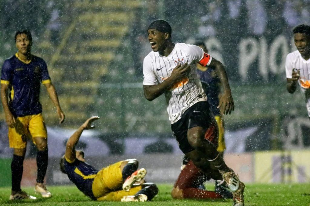Xavier - Corinthians 2 x 0 Retro - Copa SP