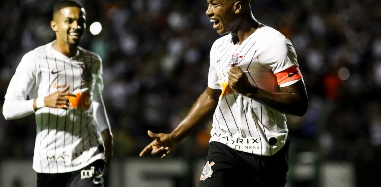 Xavier - Corinthians x Fluminense - Copa São Paulo