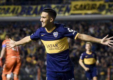 Reynoso - Boca Juniors