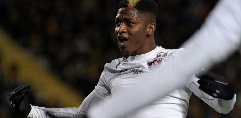 Yony Gonzalez - Fluminense
