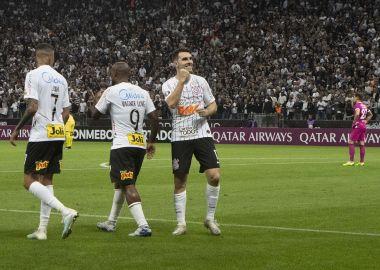 Boselli - Gol do Corinthians